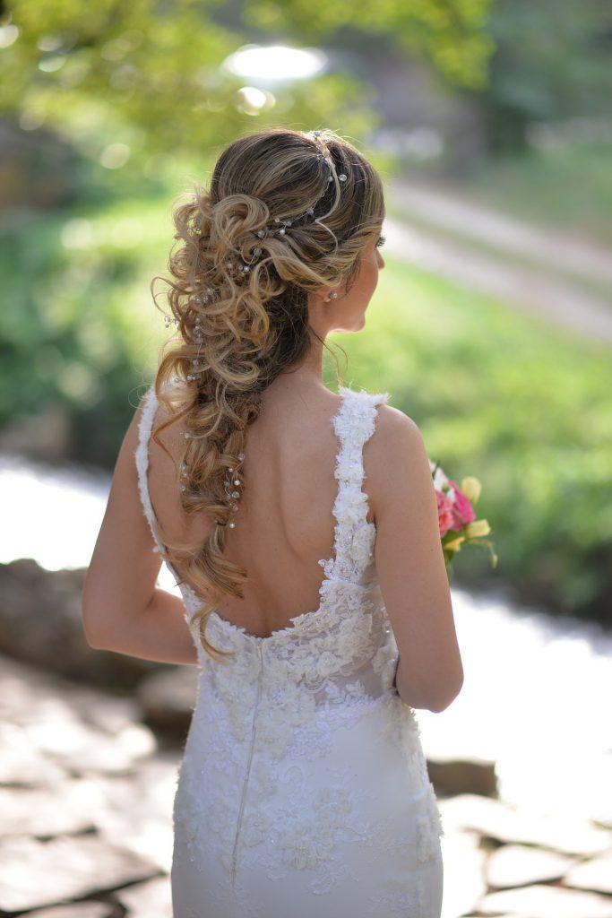 De leukste haaraccessoires voor een bruid