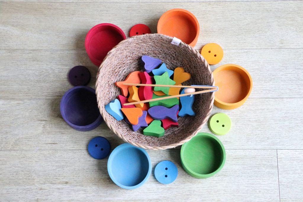Grimm's speelgoed: een cadeau voor jarenlang plezier
