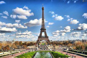 Parijs: stad van kunst, liefde & lichtjes