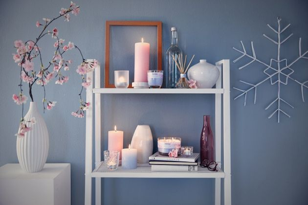 Kaarsen en geurkaarsen voor sfeer en gezelligheid in huis