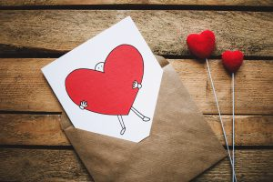 5 X DOEN tijdens Valentijnsdag