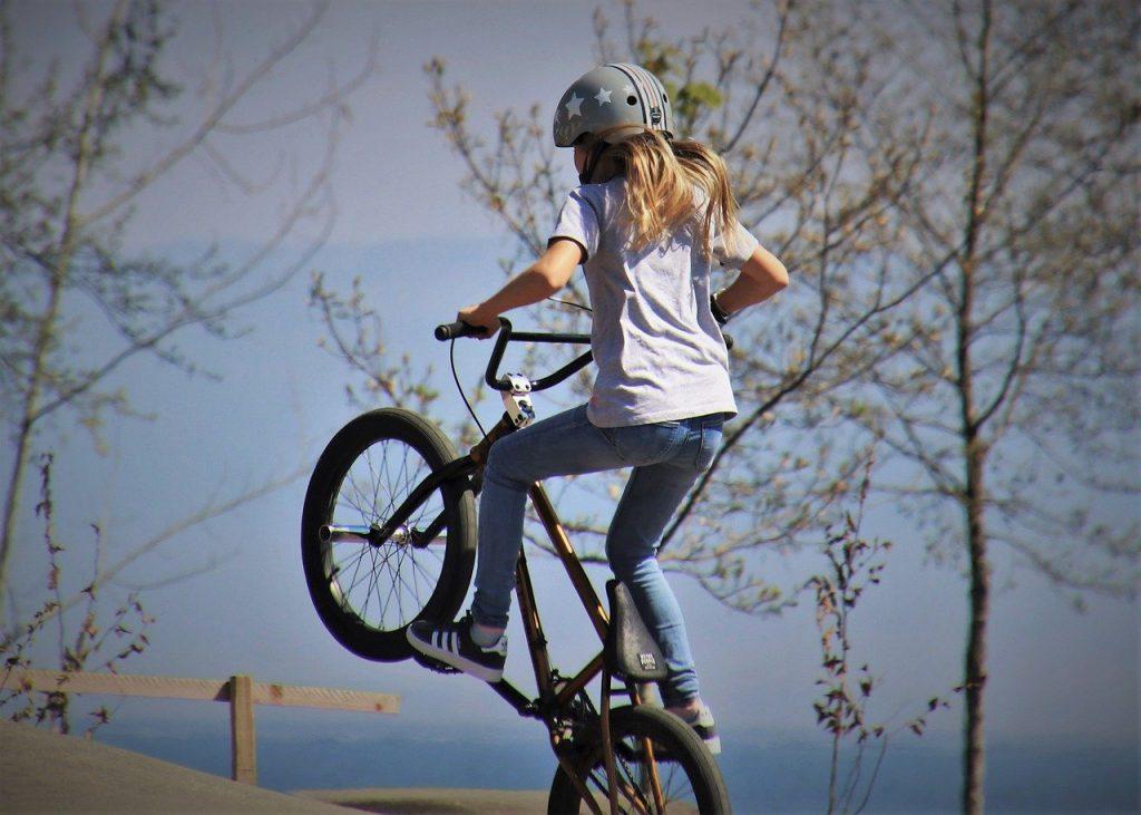BMX, een geweldige sport en nu ook een Olympische discipline