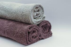 Koop eens wat vaker nieuwe handdoeken