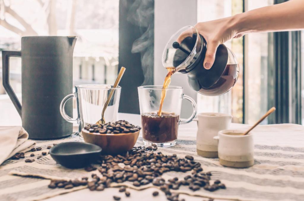 Koffiebonen Koffiepiraat