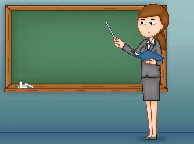Hoe word je een lerares?
