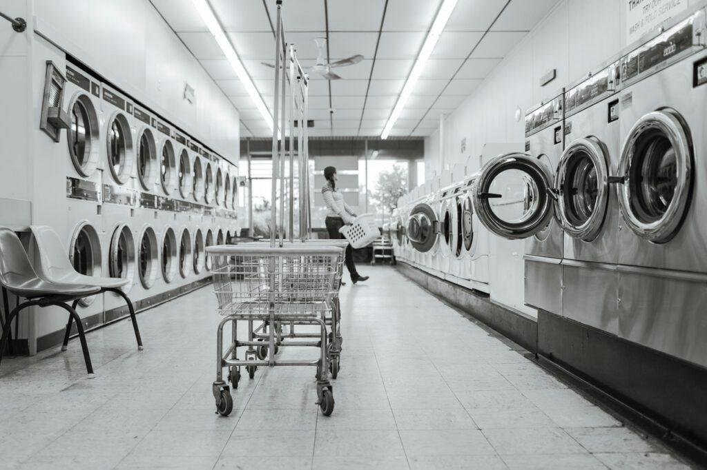 Zo was je je wasgoed efficiënt en energiezuinig