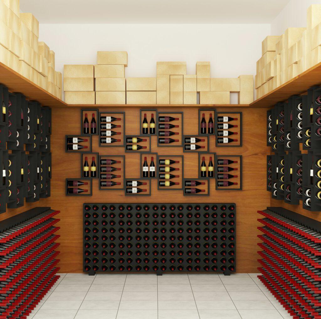 Waarom een design wijnrek een must is in een stijlvolle keuken of woonkamer