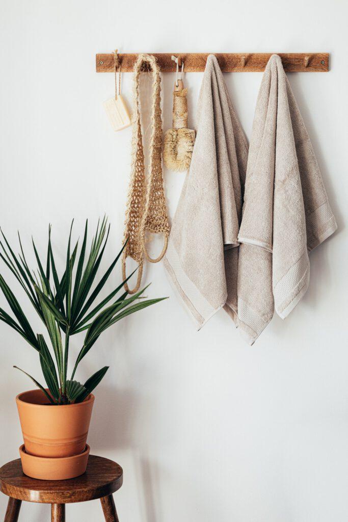De beste badhanddoeken voor in uw badkamer