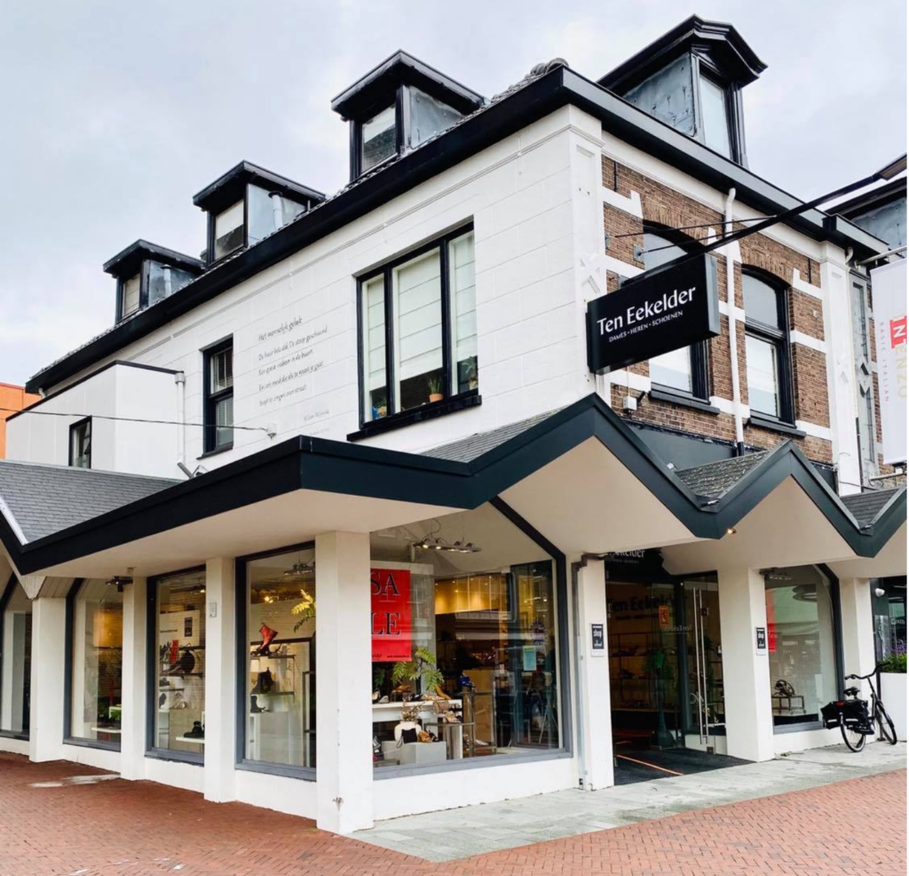 Al 115 jaar de schoenenwinkel van Twente en omstreken